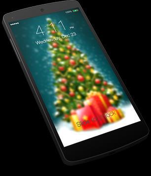 Christmas Lockscreen apk screenshot