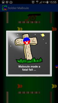 Soldier Maboule screenshot 3