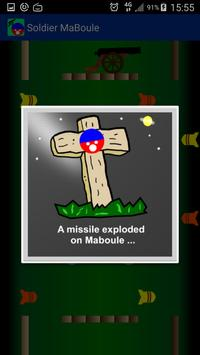 Soldier Maboule screenshot 5