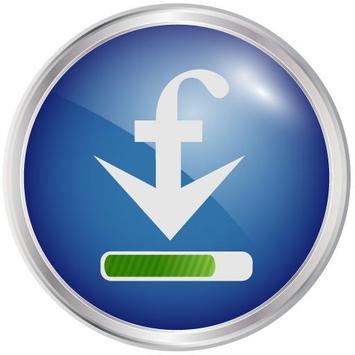 Fast Downloader For Facebook poster