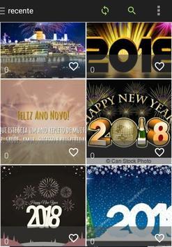 Mensagens de Ano Novo poster