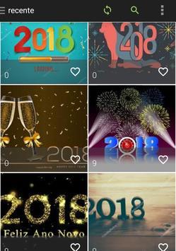 Mensagens de Ano Novo screenshot 1