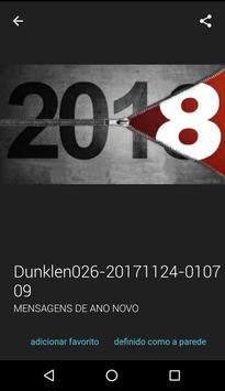 Mensagens de Ano Novo screenshot 7