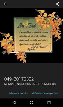 Boa Tarde com Jesus apk screenshot