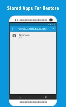 apps restore and backup screenshot 4
