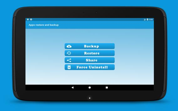 apps restore and backup screenshot 9