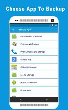 apps restore and backup screenshot 1