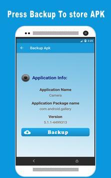 apps restore and backup screenshot 2