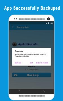 apps restore and backup screenshot 3