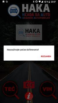 HAKA System screenshot 1