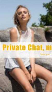 Latin Flirt Chat poster