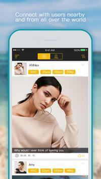Latin Flirt Chat screenshot 2