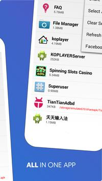 Apk Share Backup. Sharemyapps. Apk Sharer Restore screenshot 3