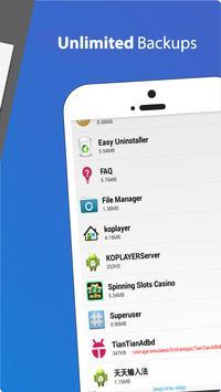 Apk Share Backup. Sharemyapps. Apk Sharer Restore screenshot 2
