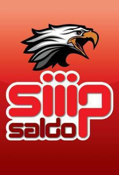 Siiip Saldo poster