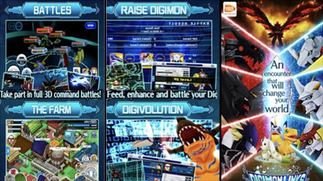 Trick For Digimon Rumble Arena 2 for Android - APK Download