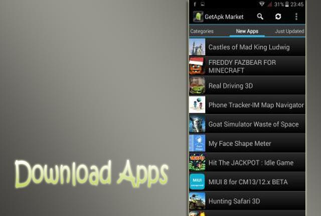 GetAPK Store Market Tips for Android - APK Download