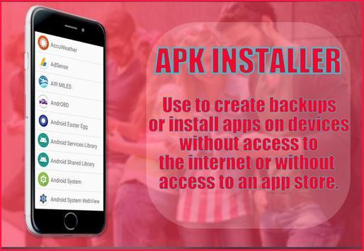 APK Box Installer screenshot 1