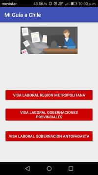 Mi Guia a Chile apk screenshot