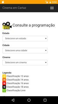 Cinema em Cartaz screenshot 1