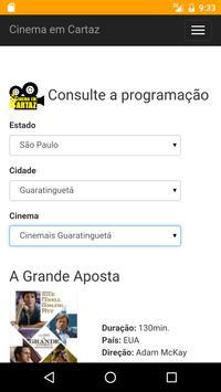 Cinema em Cartaz screenshot 2