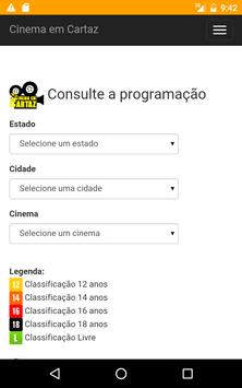 Cinema em Cartaz screenshot 7