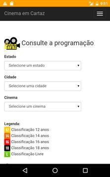Cinema em Cartaz screenshot 4