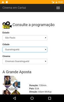 Cinema em Cartaz screenshot 8