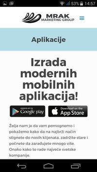 Mobilne Aplikacije screenshot 4
