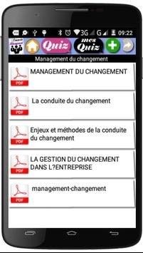 Cours de Management screenshot 1