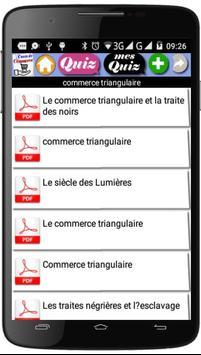 Cours de Commerce screenshot 1
