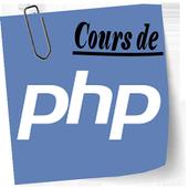 Cours de PHP icon