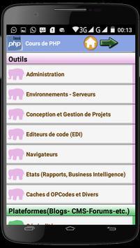 Cours de PHP screenshot 5