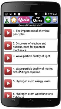 Chemistry Courses screenshot 2