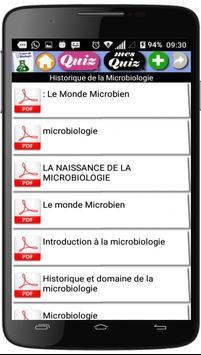 Cours de Biologie screenshot 1