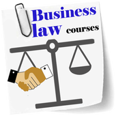 Business Law  Courses icon