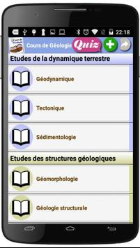 Cours de Géologie screenshot 2