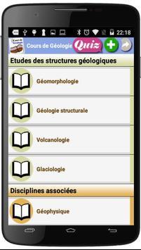 Cours de Géologie screenshot 3