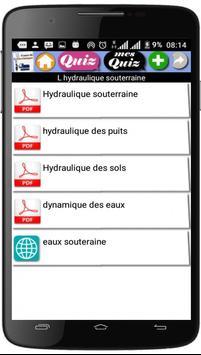 Cours de Géotechnique screenshot 1