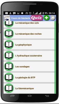 Cours de Géotechnique screenshot 3