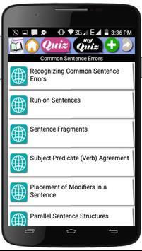Grammar Courses screenshot 1
