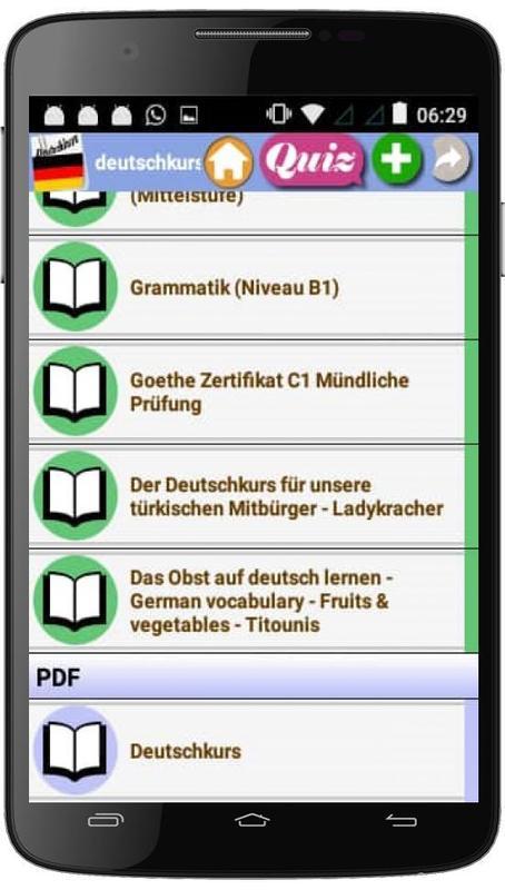 Deutsch Kurs For Android Apk Download