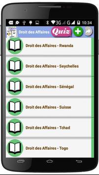Droit des Affaires screenshot 4