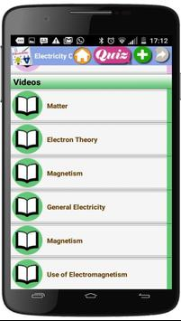 Electricity Courses screenshot 4