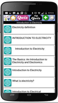 Electricity Courses screenshot 1