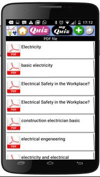 Electricity Courses screenshot 2