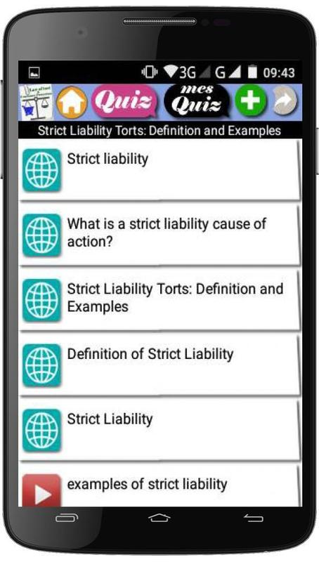 Law Of Tort And Consumer Protection Apk