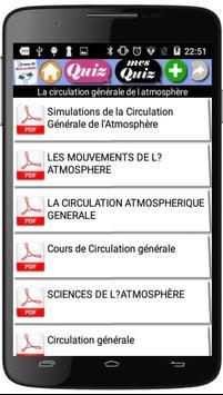 Cours de Météorologie screenshot 1