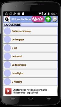 Philosophie Terminale screenshot 2