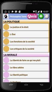 Philosophie Terminale screenshot 3